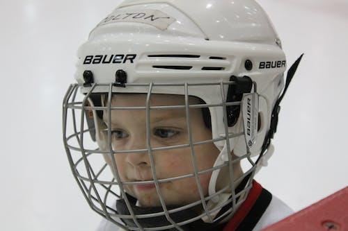 Free stock photo of hockey, toddler