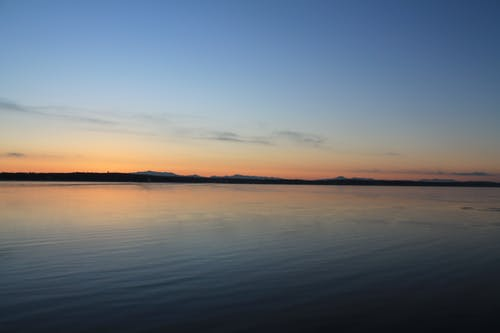 Free stock photo of lake champlain