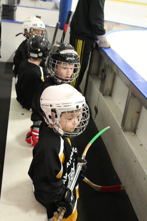 Free stock photo of hockey, ready to hit the ice