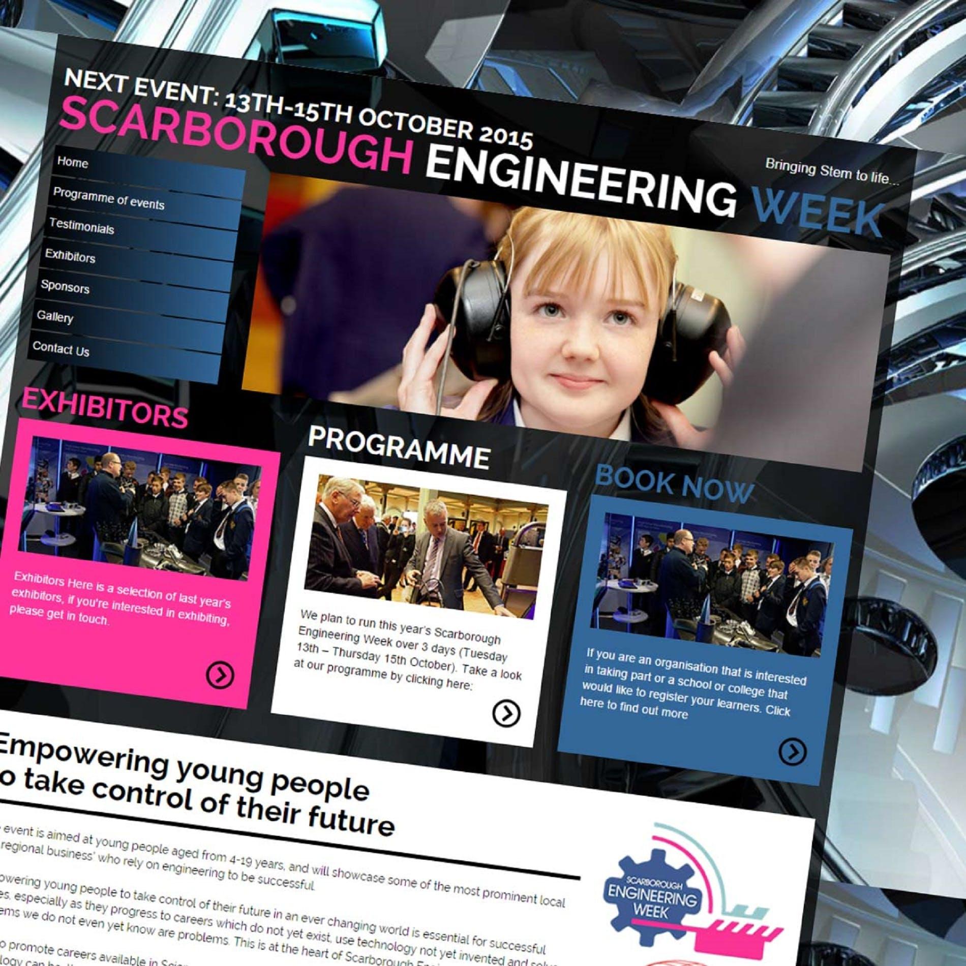 Free stock photo of Scarborough Engineering Week