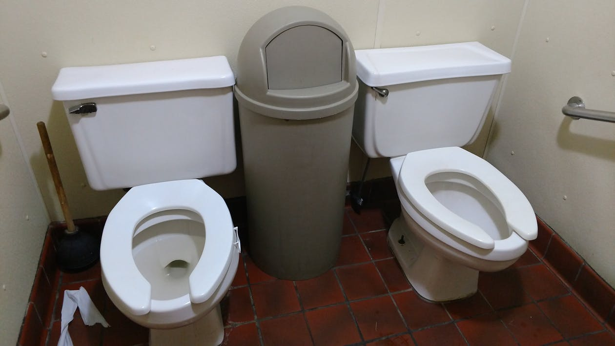 Free stock photo of north dakota rest stop, toilet, toilets