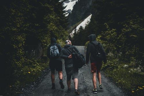 Безкоштовне стокове фото на тему «вид ззаду, відпочинок, Вулиця, гора»
