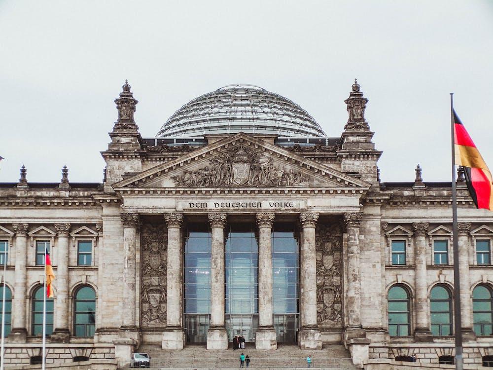 architektura, Berlín, budova