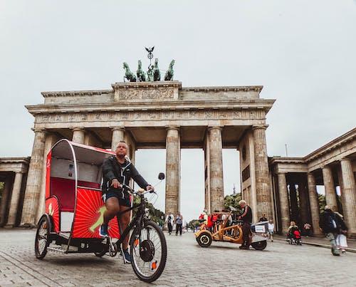 Photos gratuites de architecture, attraction touristique, bâtiment, berlin