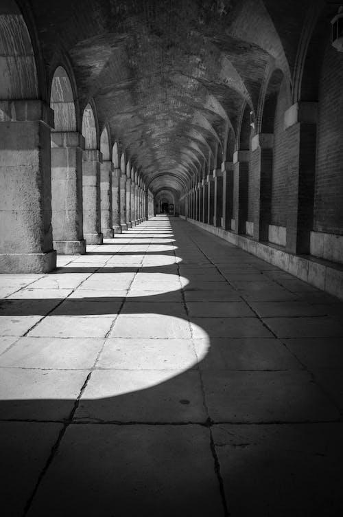 Základová fotografie zdarma na téma architektura, oblouky
