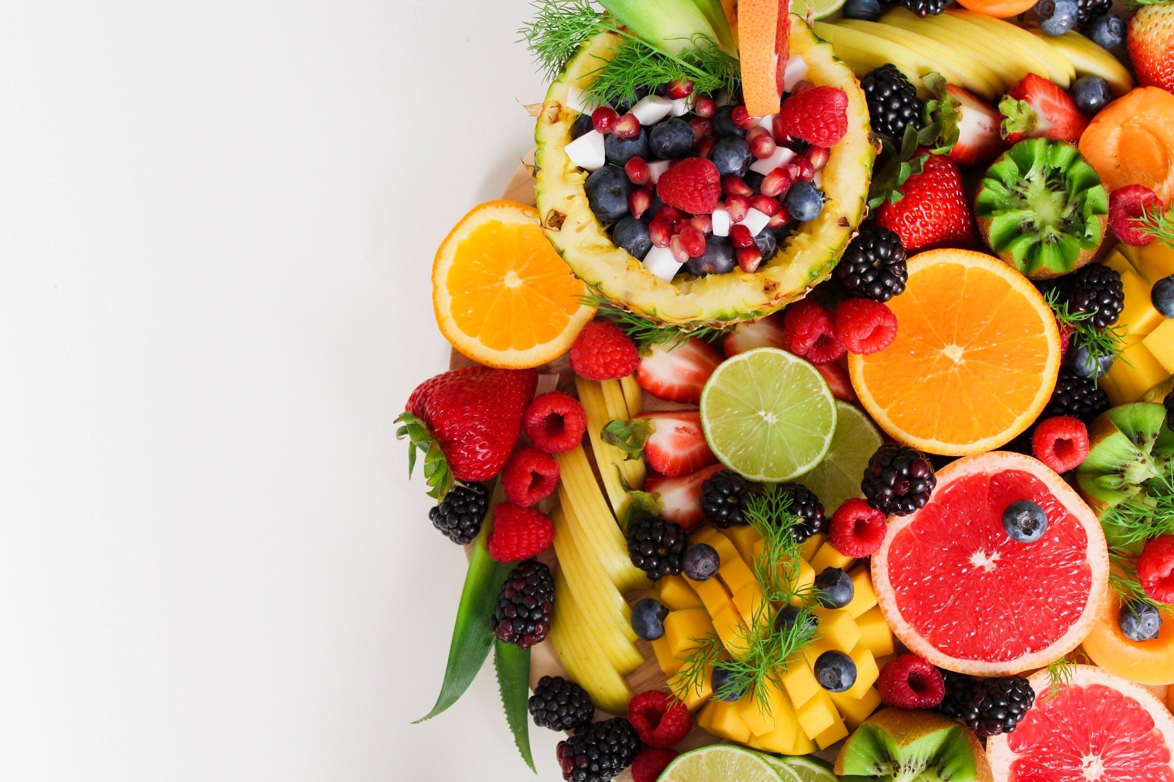 Foto stok gratis aneka buah, berair, beri, Buah sitrus