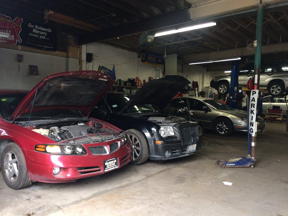 Free stock photo of cars, mechanic, repair