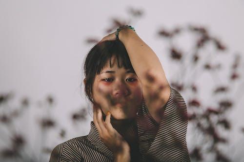 亞洲女孩, 人, 擺姿勢, 時尚 的 免费素材照片