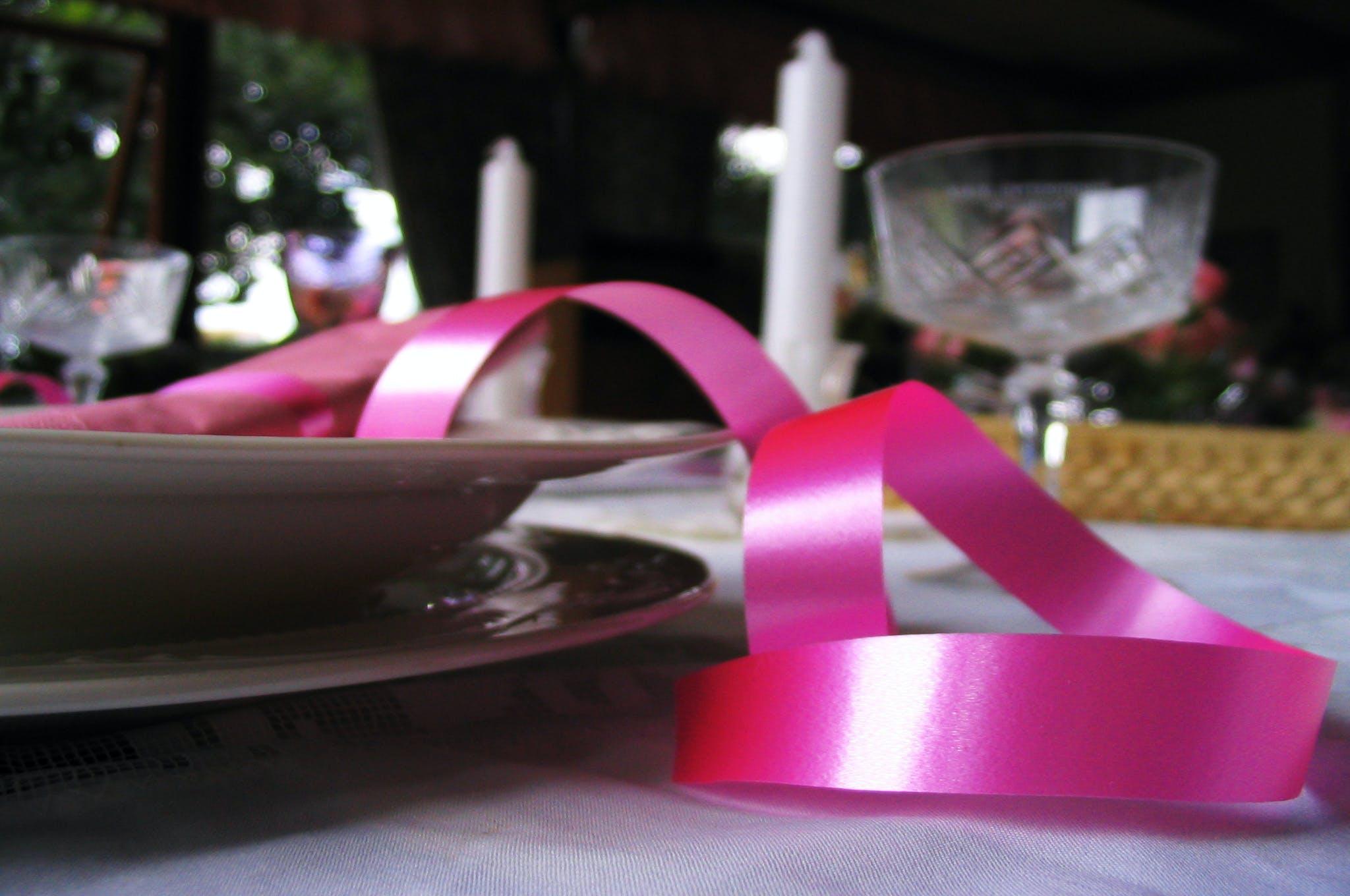 Free stock photo of dinner, preparation, ribbon