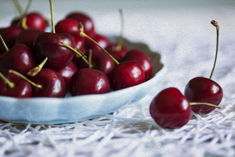 Free stock photo of food, cherry, cherries, fresh fruit