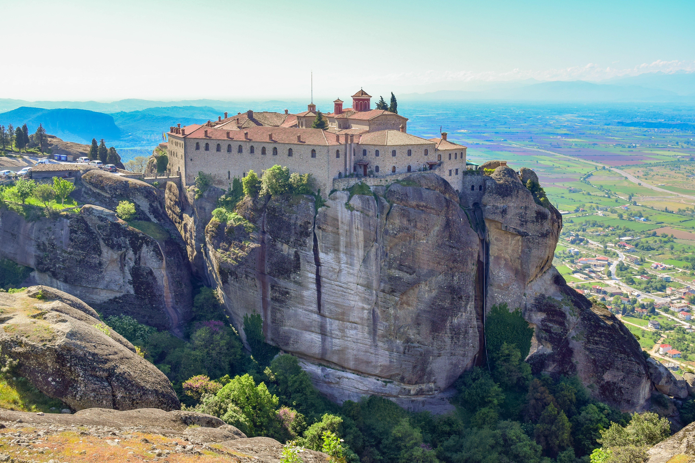 Free stock photo of monastery, greece, meteora