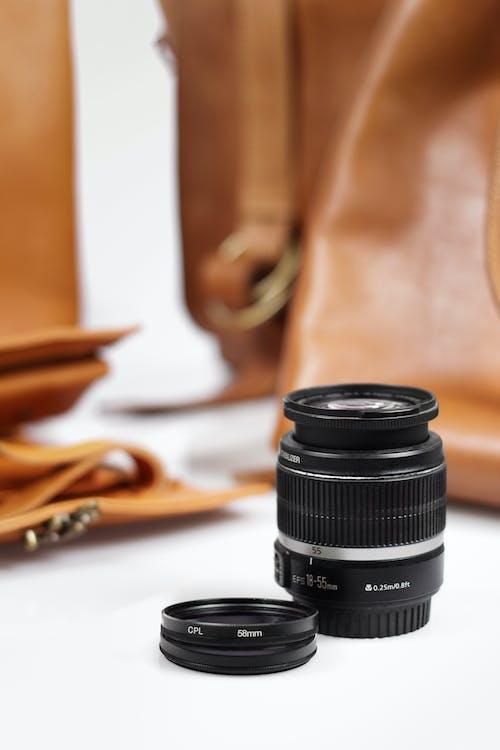 Fotos de stock gratuitas de equipo, equipo de cámara, lente, macro