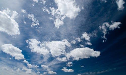 夏天, 多雲的, 天氣, 天空 的 免费素材照片