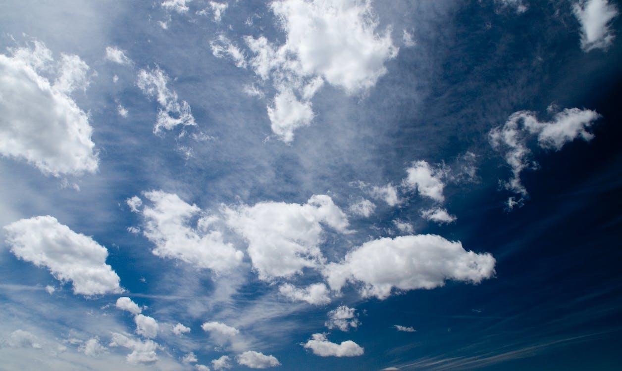 ég, felhők, felhős
