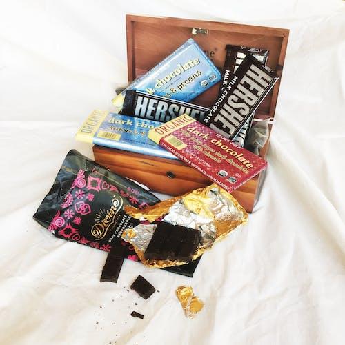 단 것, 보물 상자, 사탕, 쇠미의 무료 스톡 사진