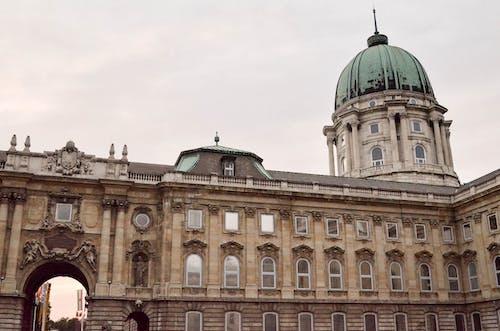 Foto profissional grátis de arquitetura, Budapeste, castelo