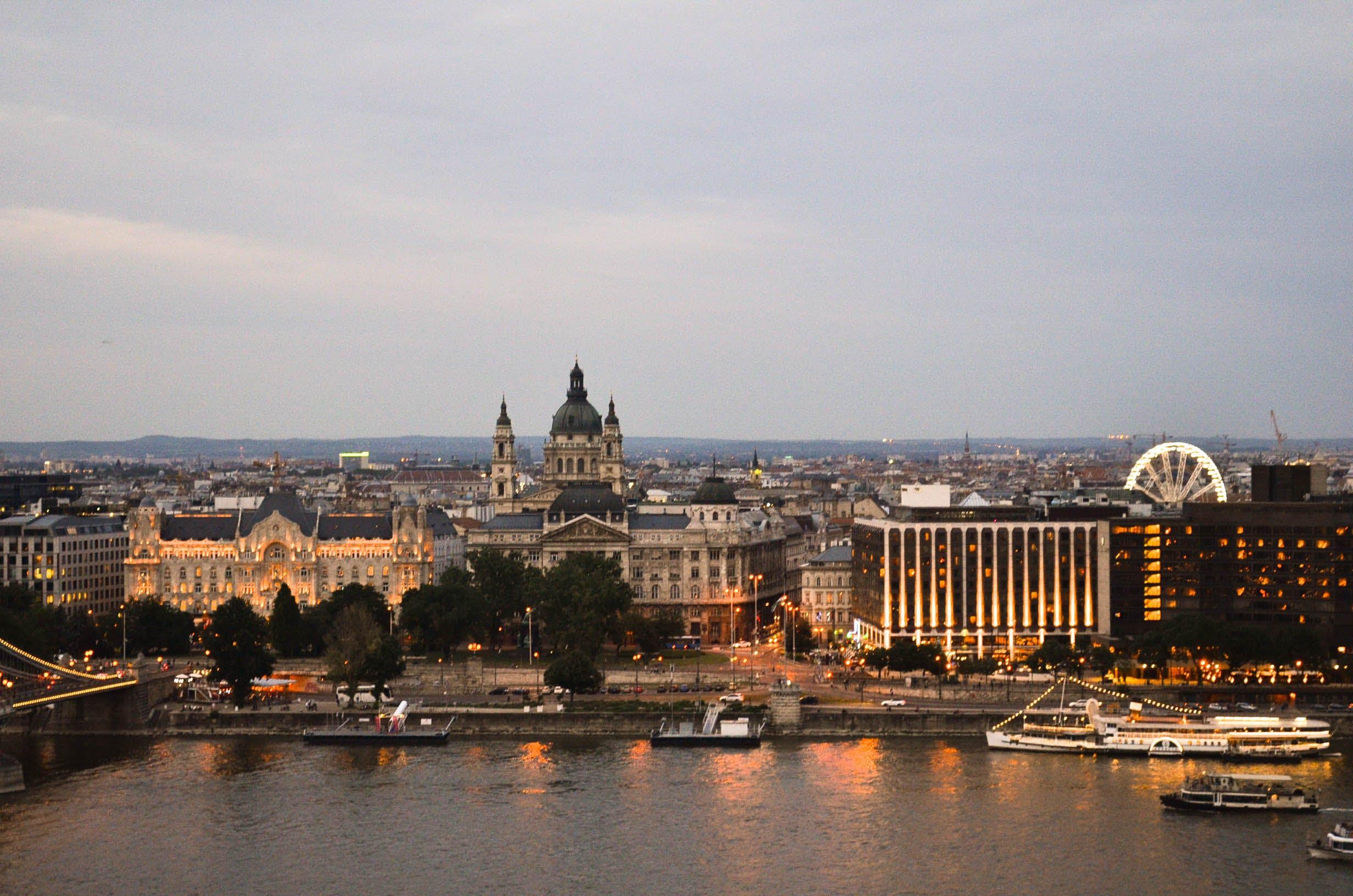 Free stock photo of Budapest, city, dusk, night city