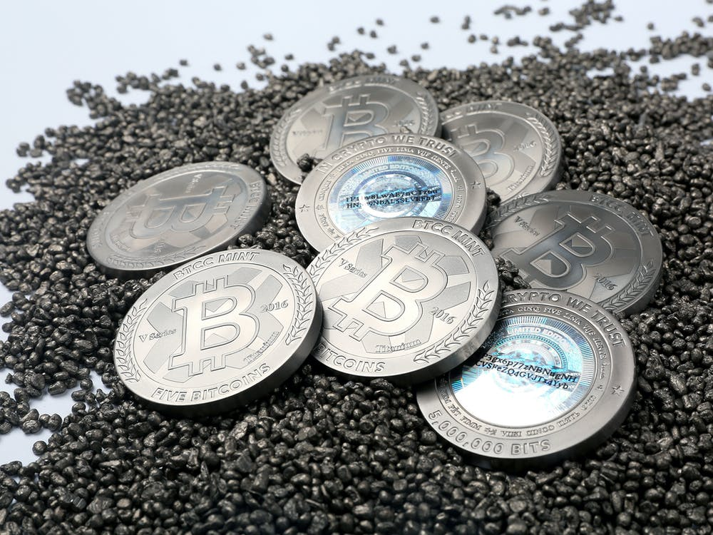 Základová fotografie zdarma na téma bitcoin, kryptoměna, mince