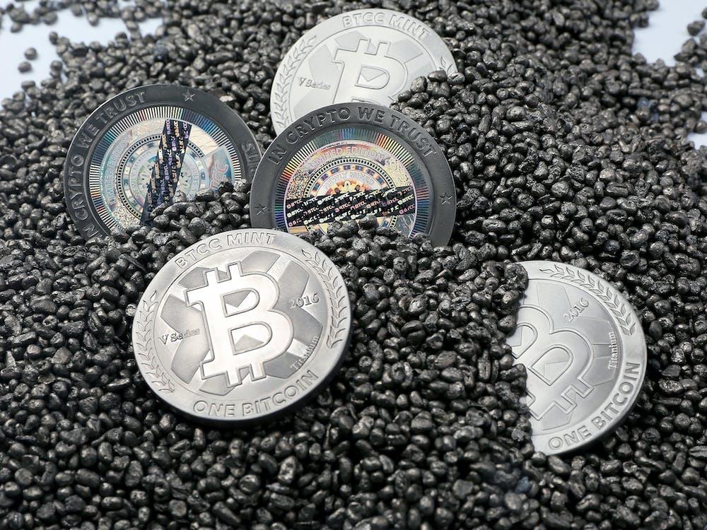 Free stock photo of bitcoin, coin, coinbase