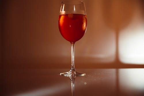 Бесплатное стоковое фото с бокал для вина, вино, напиток, пить