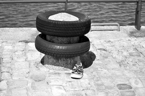 คลังภาพถ่ายฟรี ของ bitte d'amarrage, chaussure, pava © s, pneus