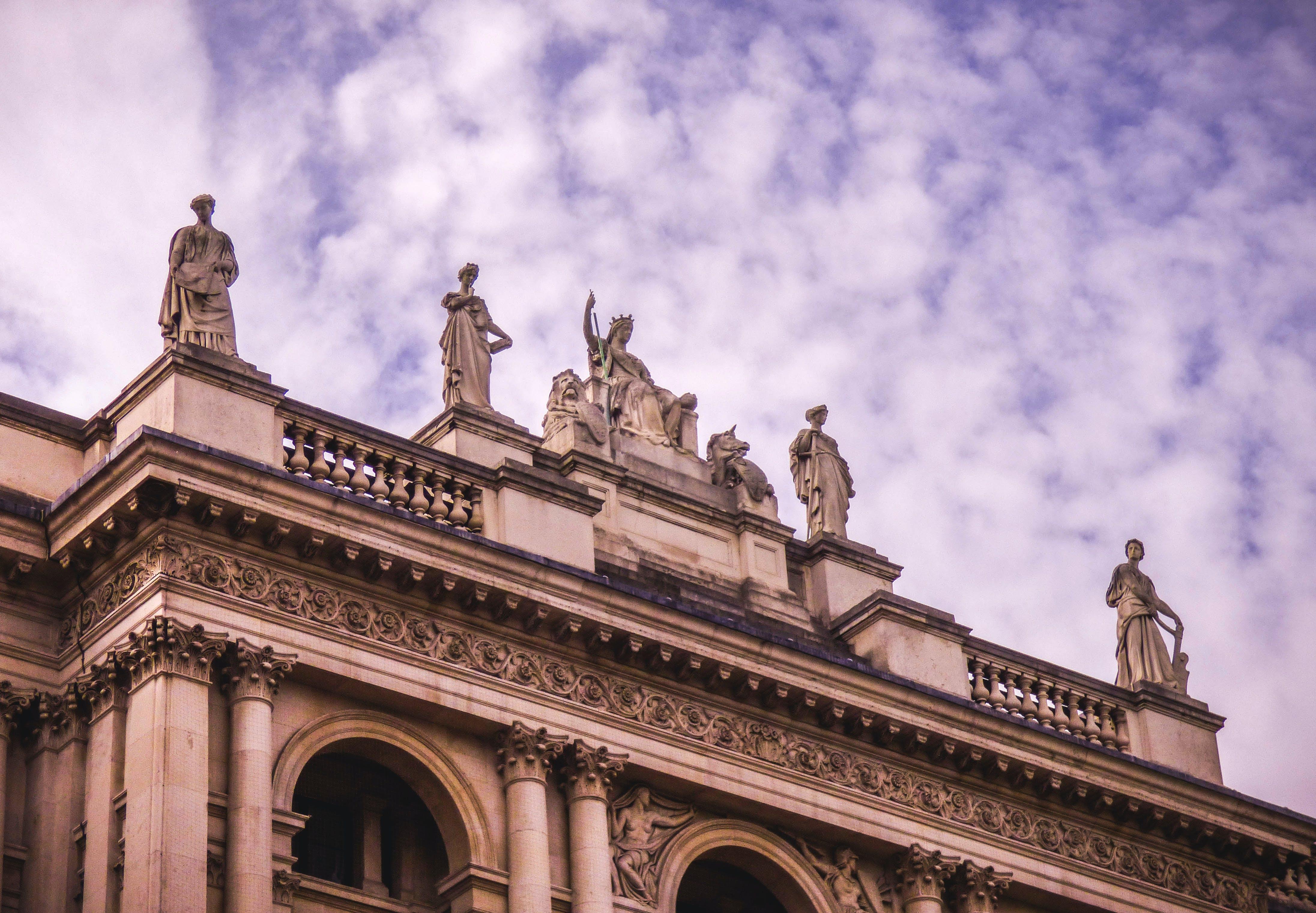 Gratis lagerfoto af arkitektdesign, arkitektonisk, arkitektur, barok
