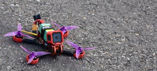 Бесплатное стоковое фото с fpv quad, дрон, дрон на стоянке, дрон фпв