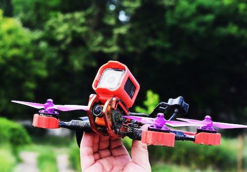 Бесплатное стоковое фото с fpv quad, дрон, дрон фпв