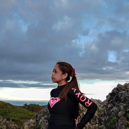 Fotos de stock gratuitas de cielo, de perfil, Filipinas, fotografía