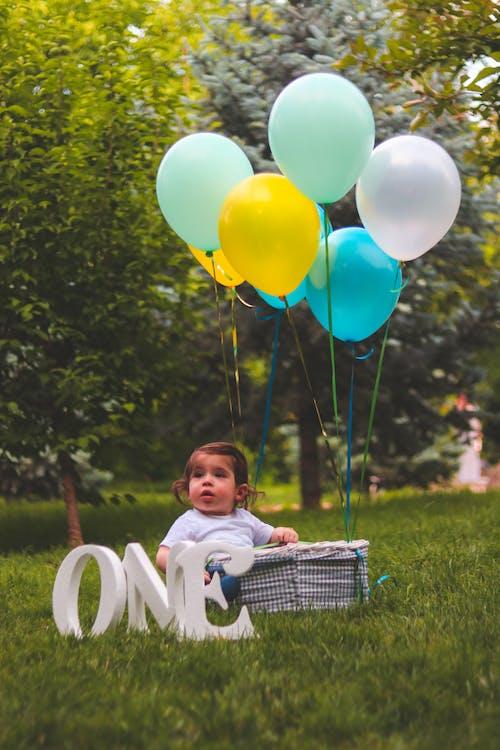 Ingyenes stockfotó aranyos, baba, egy, fák témában