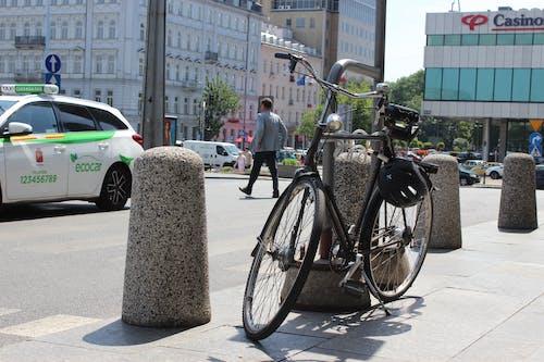 Free stock photo of city, ecology, parking
