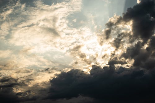 Free stock photo of clouds, dramatic, sky