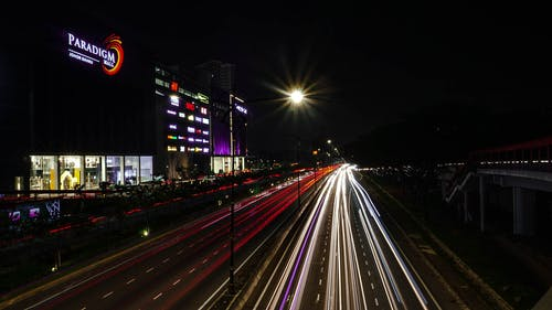 Imagine de stoc gratuită din drum, localitate, lumini, lumini de noapte