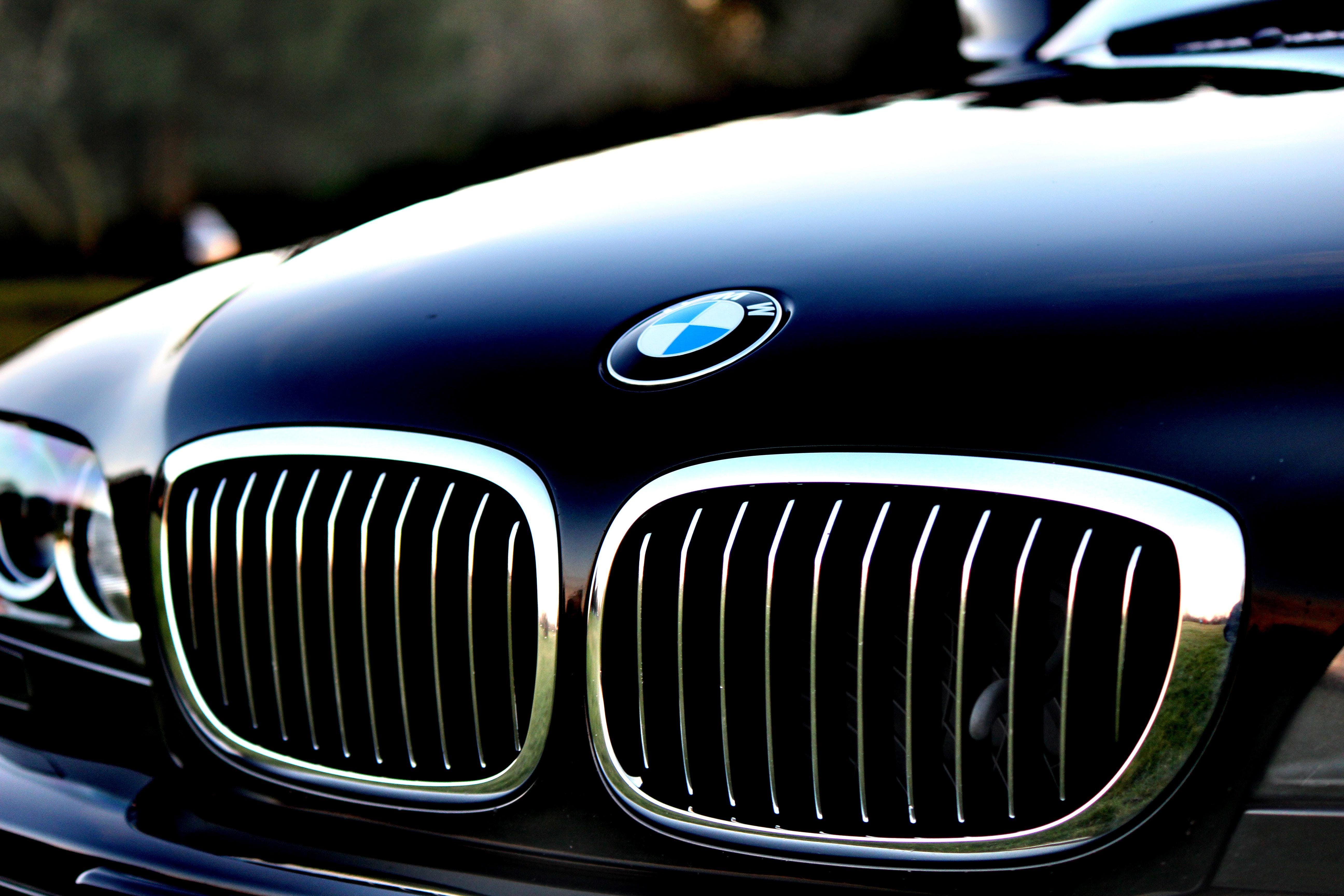 Chrome Bmw Grille