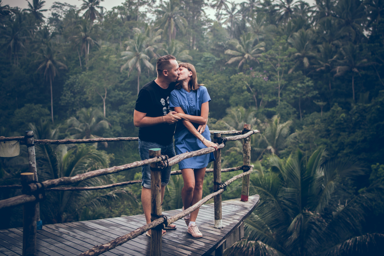 Kostnadsfri bild av dagsljus, djungel, flickvän, grön