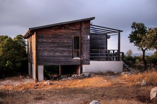 Бесплатное стоковое фото с архитектура, деревенский, деревянный, здание