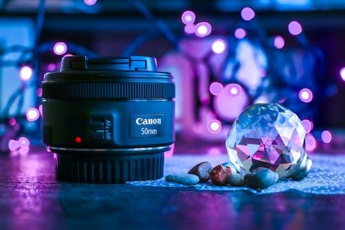 Immagine gratuita di 50mm, canon, cresta, croccante