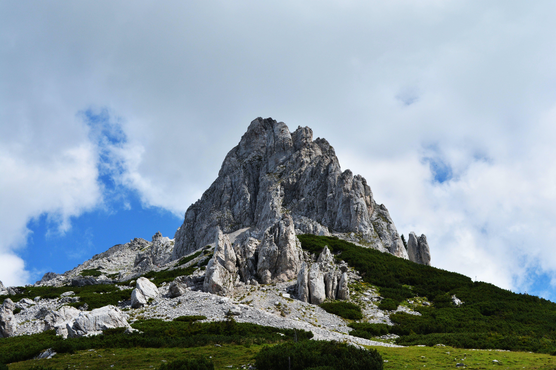 White Mountain at Daytime