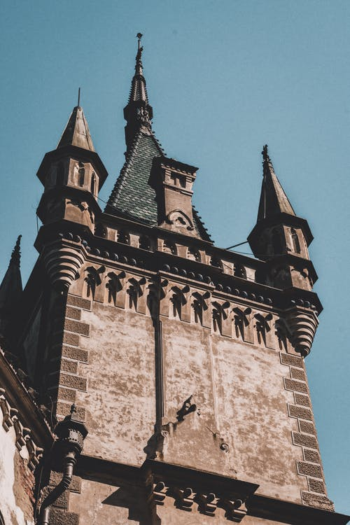 Free stock photo of building, castle