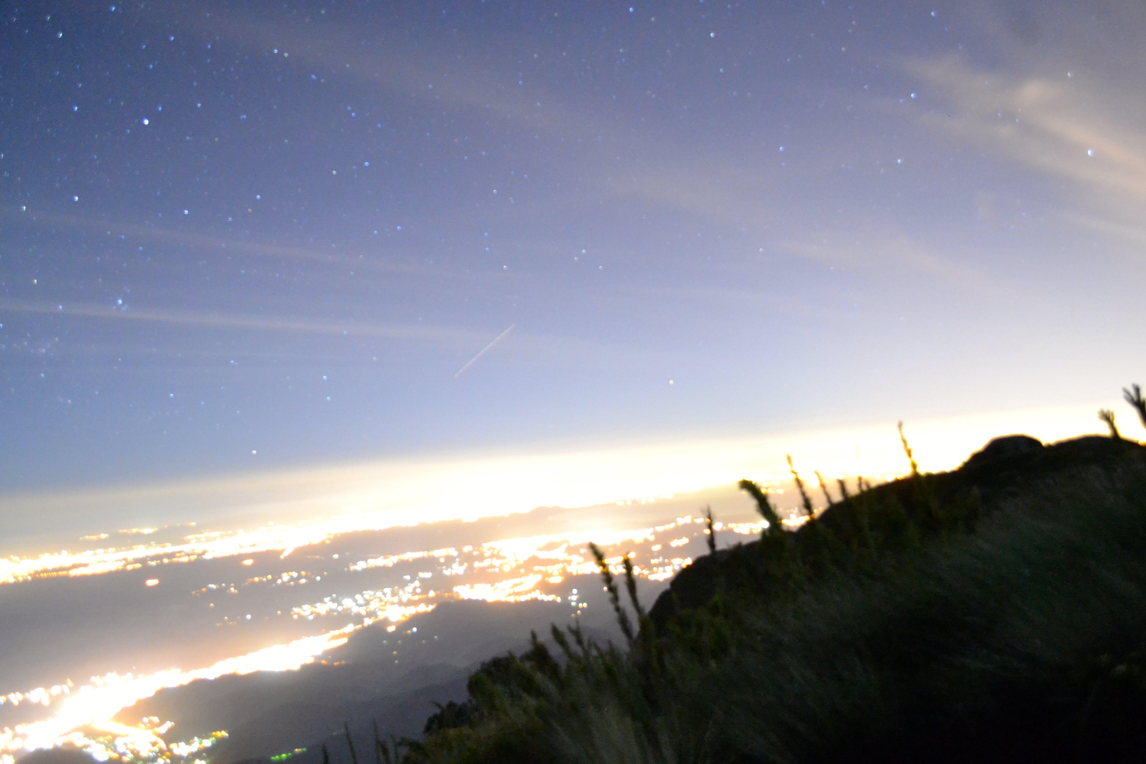 Free stock photo of city, sky, stars