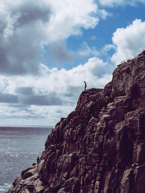 Kostnadsfri bild av dagsljus, Europa, hav, klippa