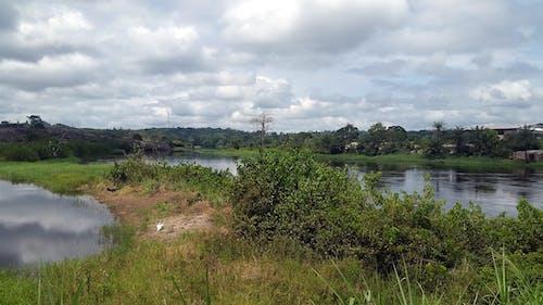Kostenloses Stock Foto zu grenze von nyong, mbalmayo fluss in kamerun, mbalmayo landschaft in kamerun
