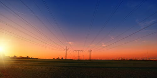 Photography of Electrical Towers in the Field