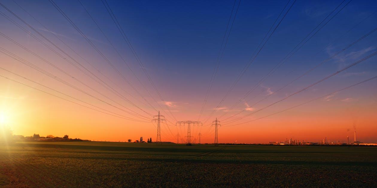 bane, distribution, elektricitet