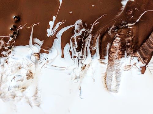 Kostnadsfri bild av choklad, vanilj, virvel