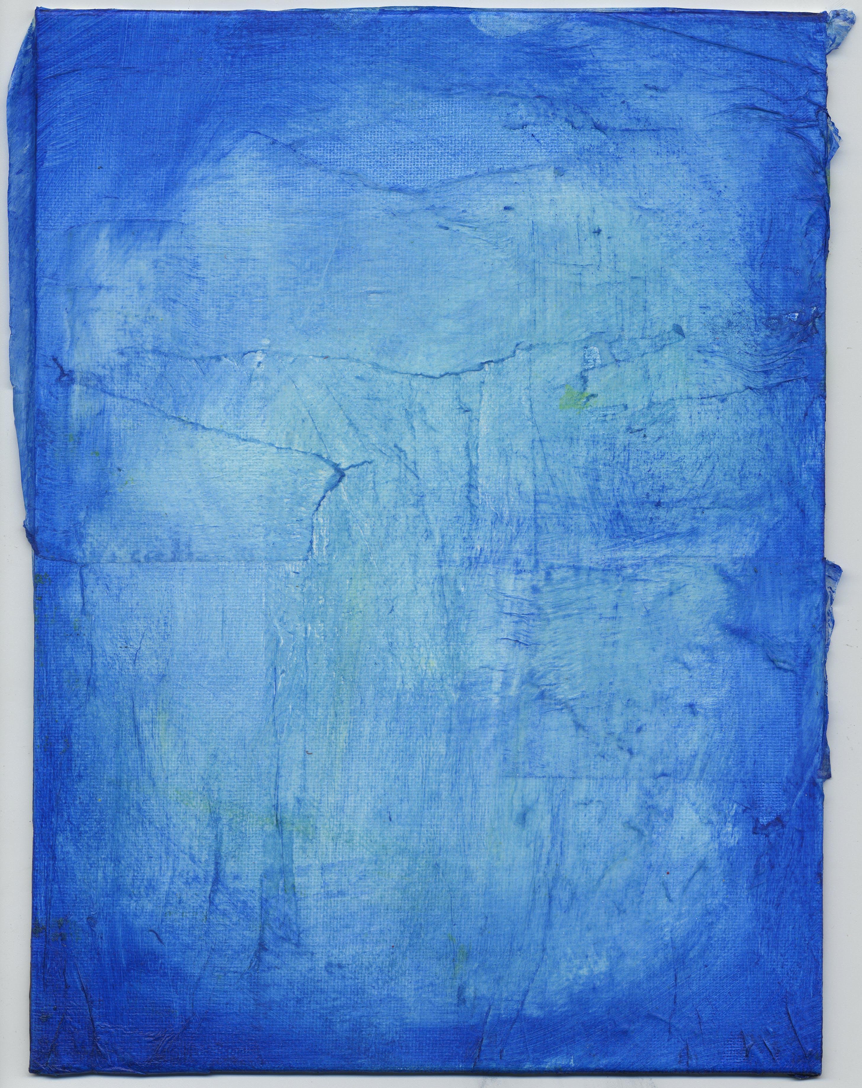 Gratis stockfoto met beschilderd doek, blauw canvas, blauwe verf, canvas