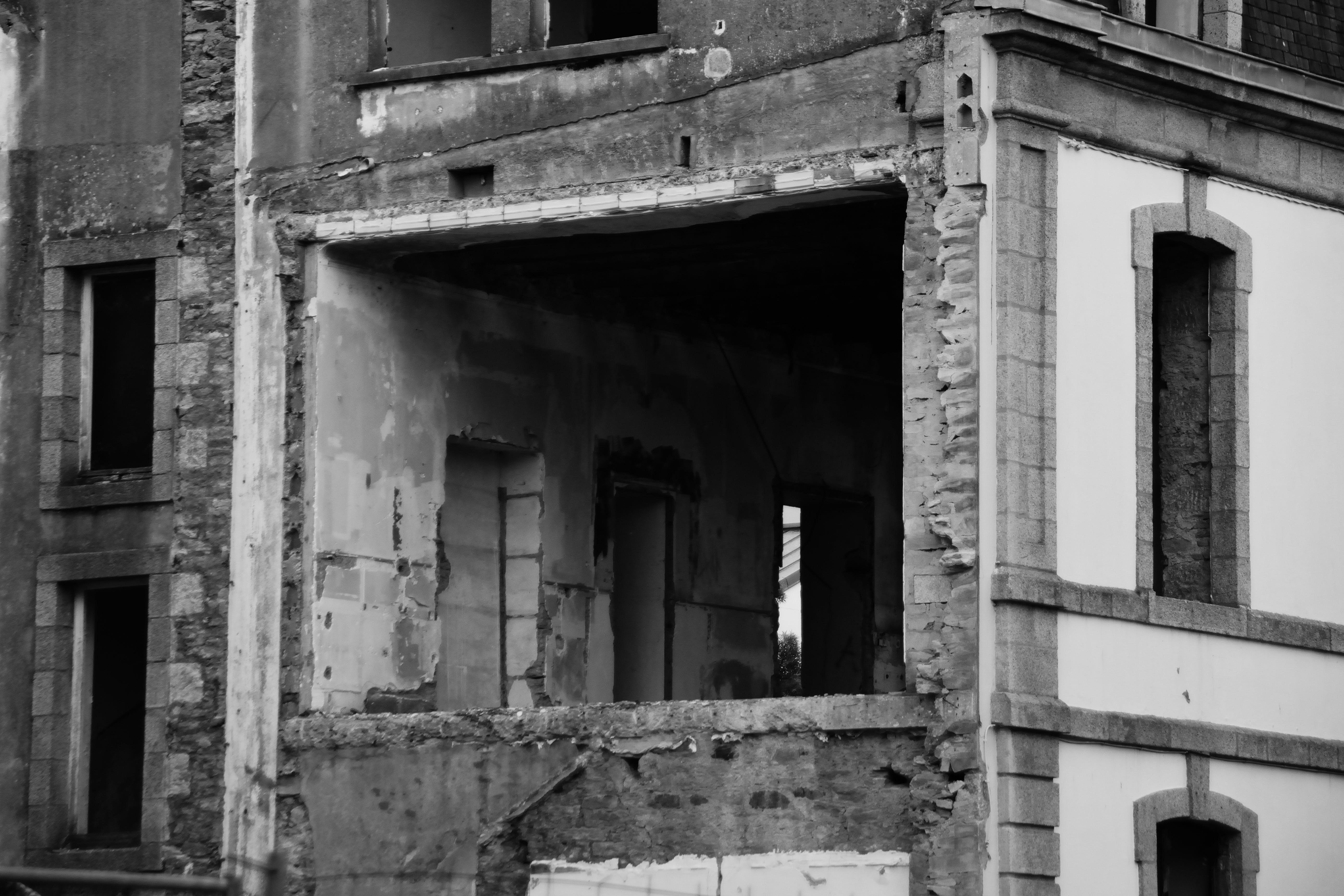 Free stock photo of batiment, chantier, construction, demolition