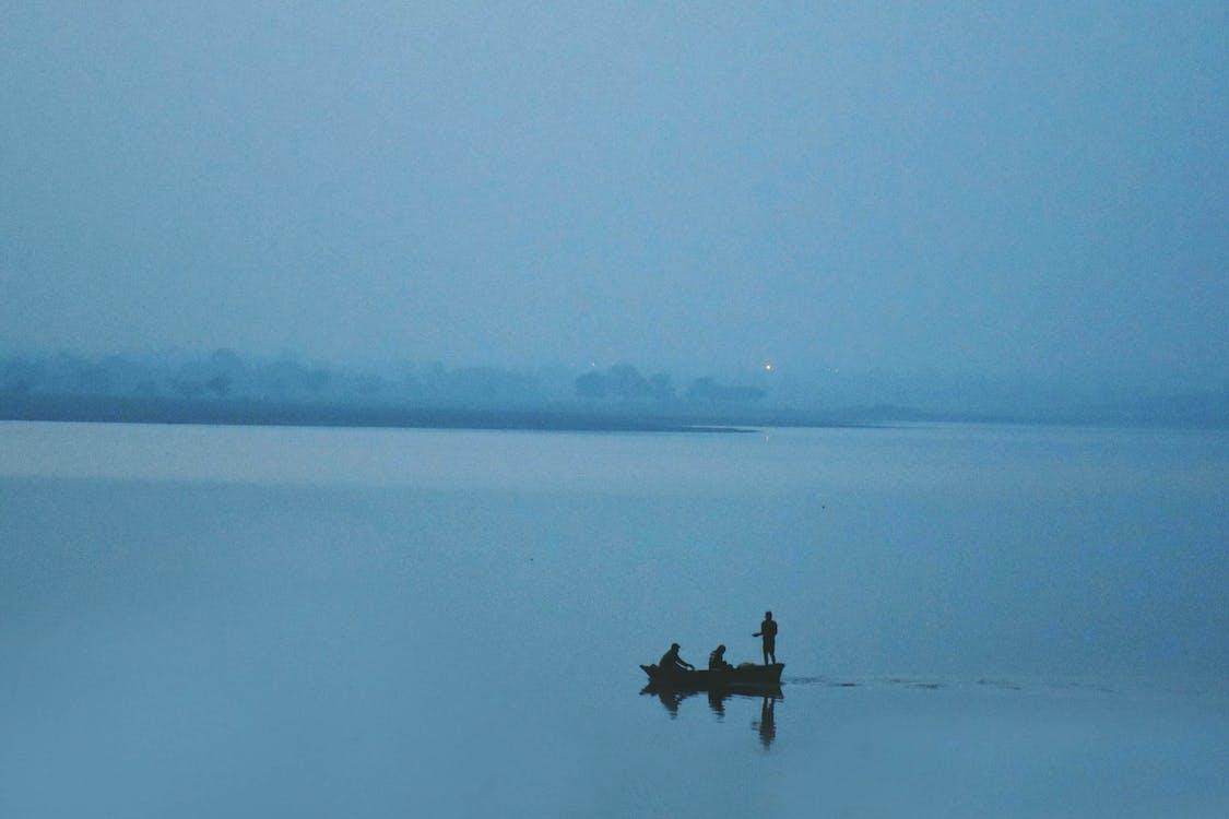 boat, nature
