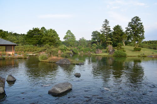 Free stock photo of japan, pond, tokyo, Ushiku Daibutsu