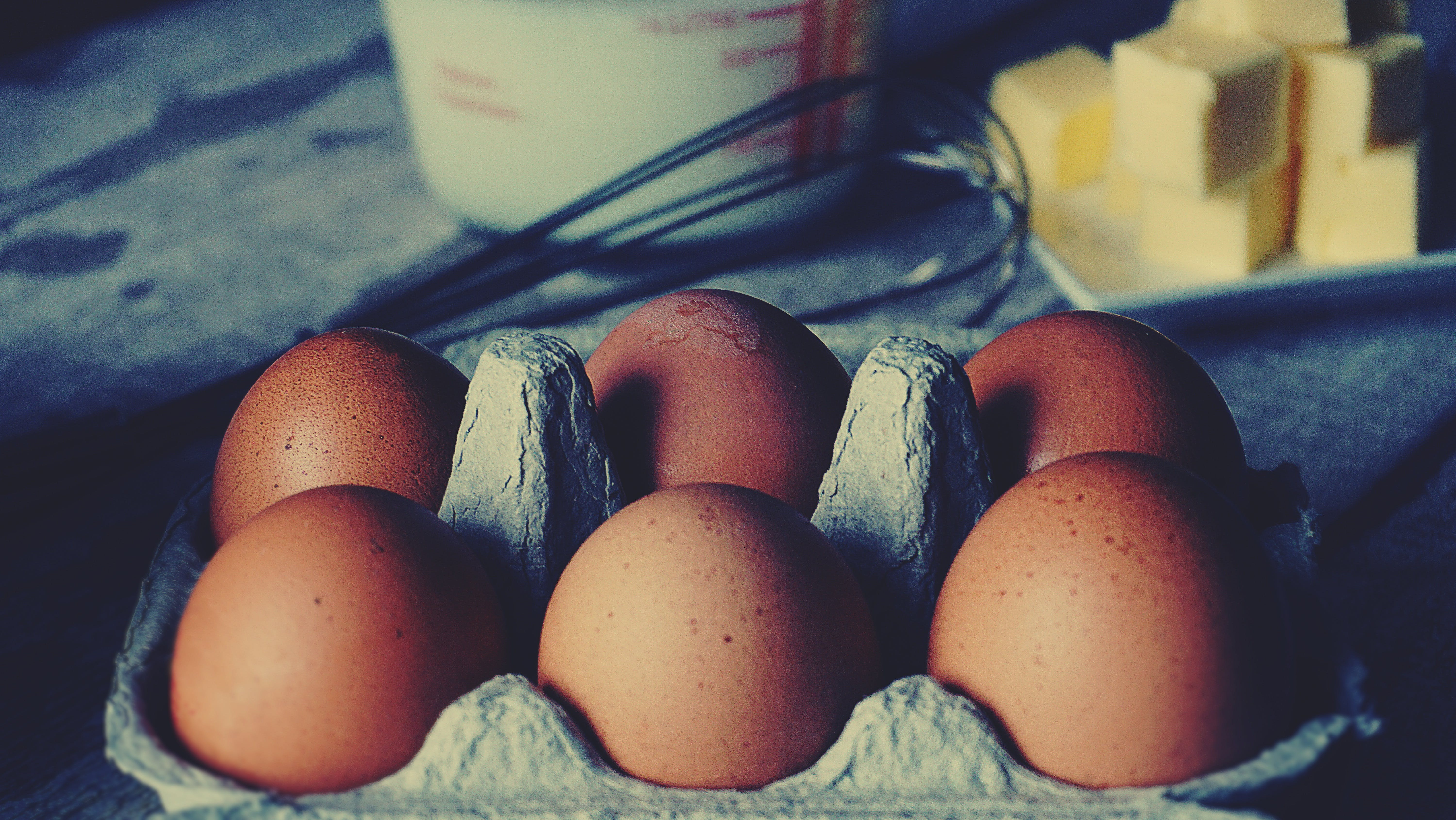 Free stock photo of food, kitchen, eggs, cooking